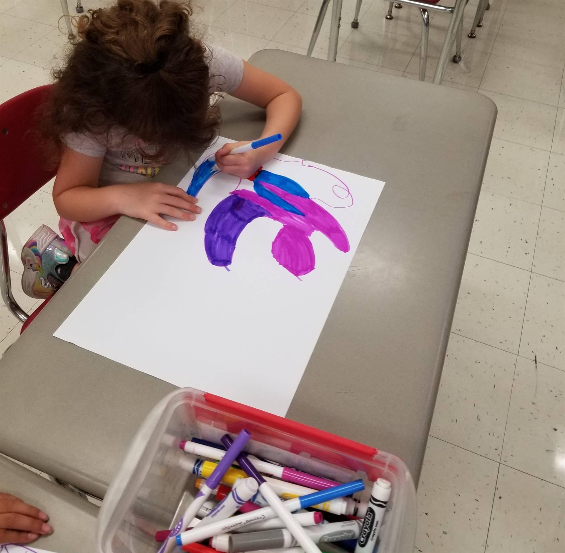 Kindergarten - McKinley - 8/23/21