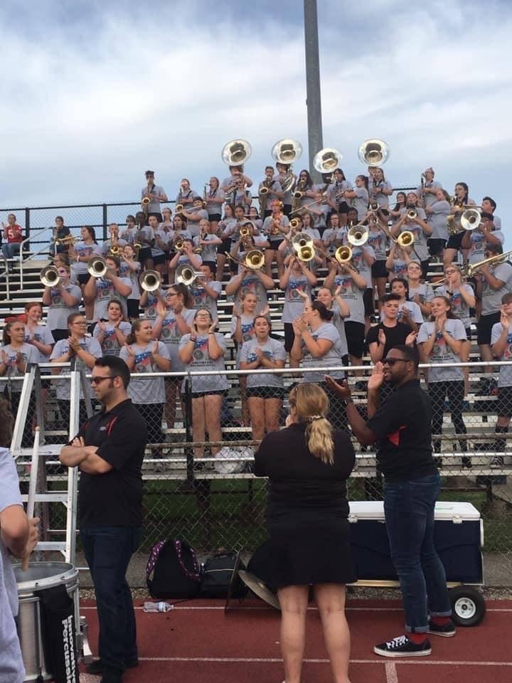 Harding Band