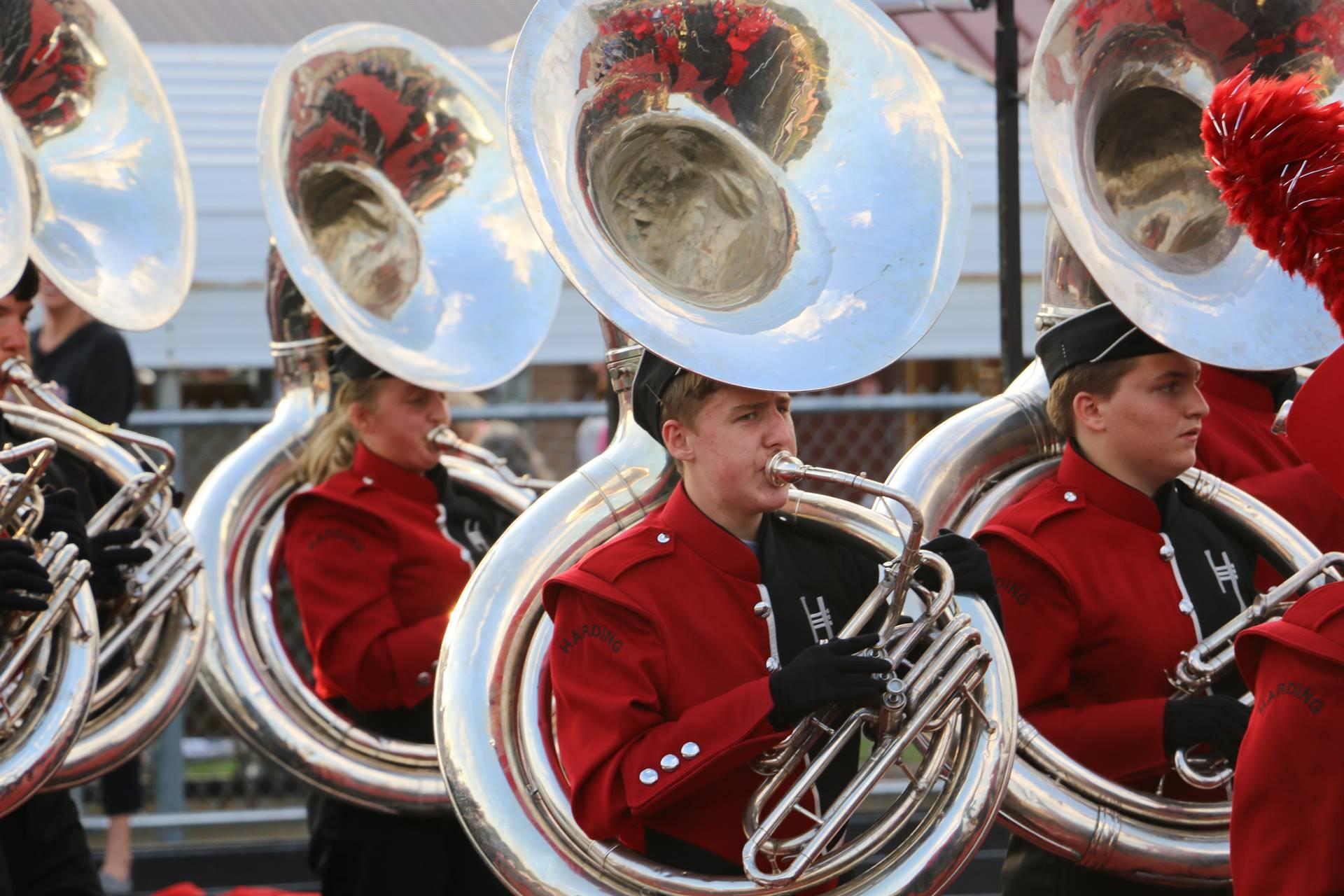 Harding Marching Band