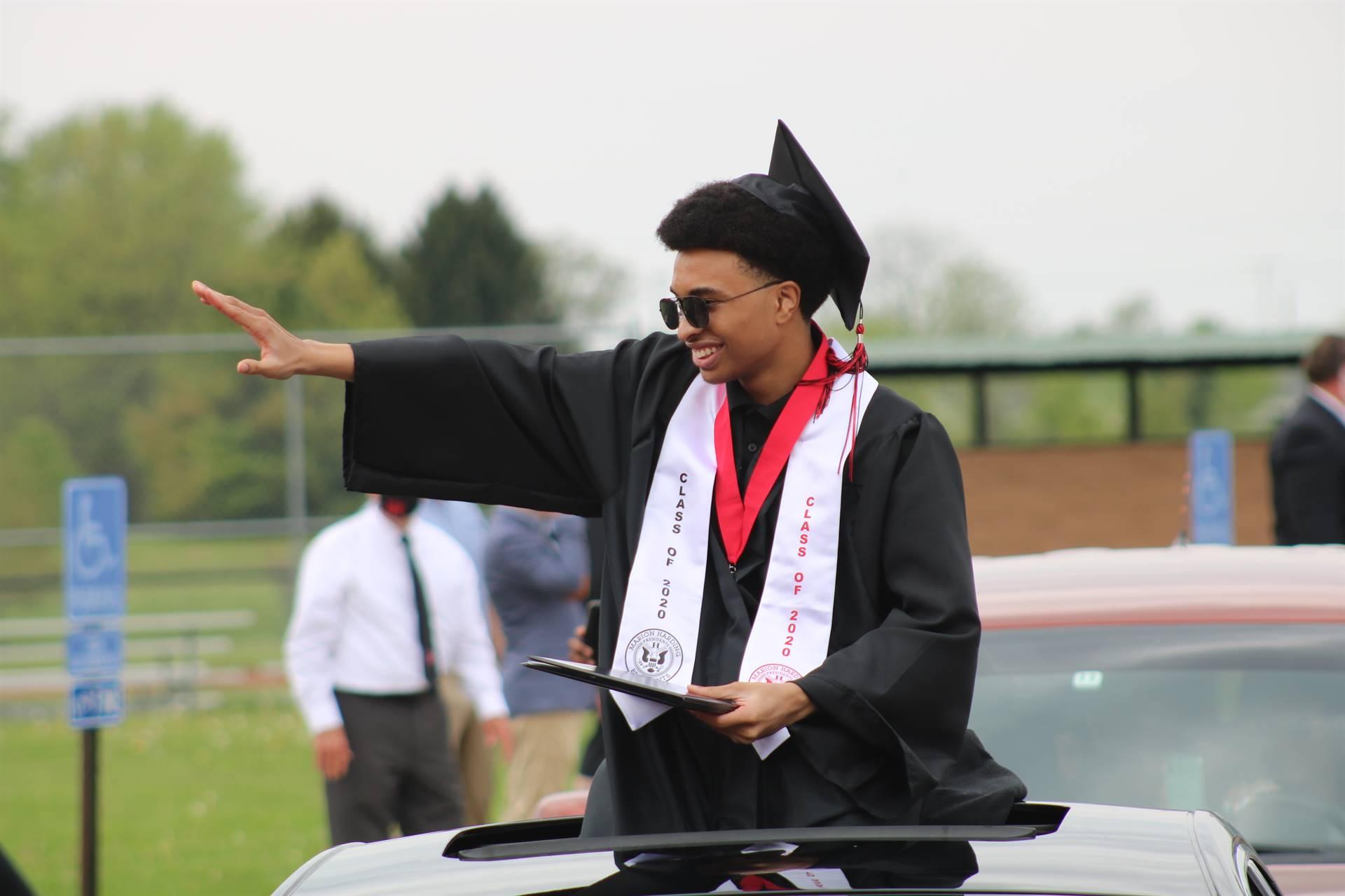 Harding Graduation 2020